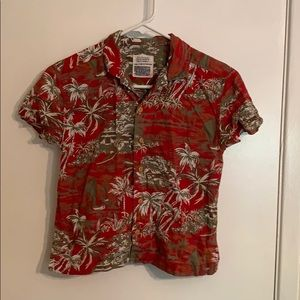 Boys Hawaiian Shirt!
